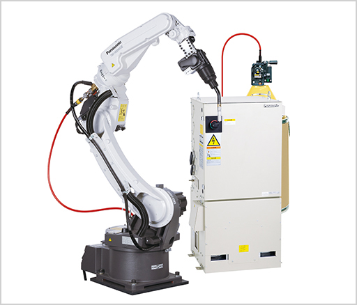 Panasonic Intelligent Welding Robot