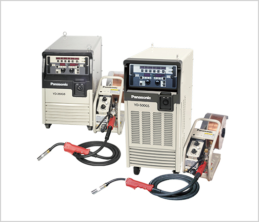 Full Digital MIG/MAG Welder