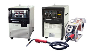 松下熔化极气保焊机系列
