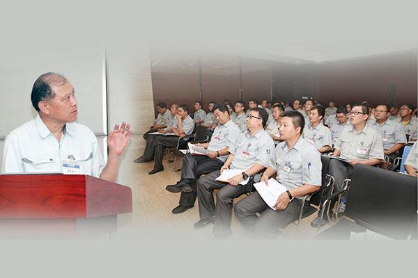 开元集团焊委会组织激光焊接知识及工程案例培训