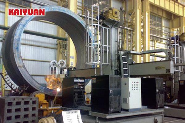 开元特焊助力中国核电事业