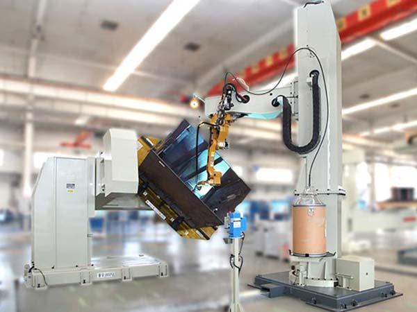 方箱机器人焊接系统