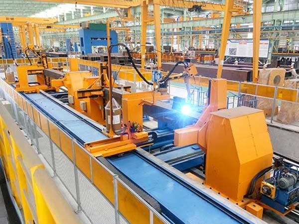 箱型总成机器人焊接系统