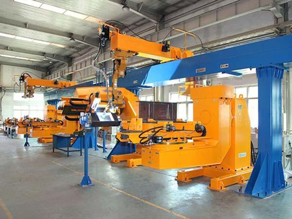 牛腿机器人焊接系统