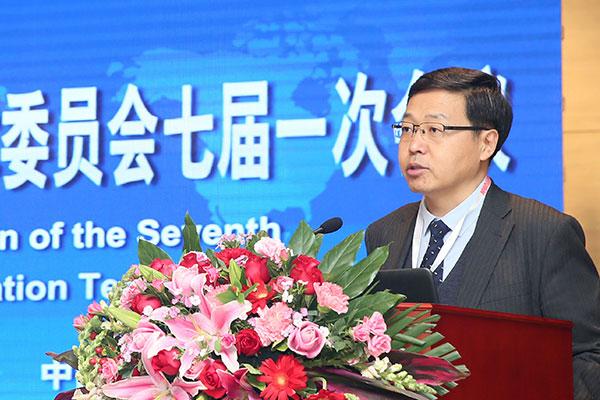陈颉担任全国电焊机标委会主任标委会七届一次会议在唐山召开