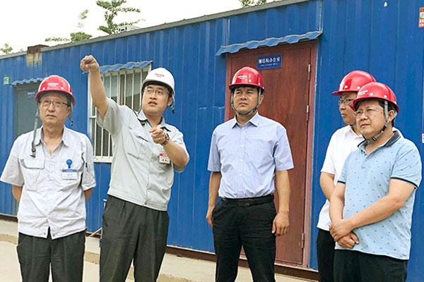 开元装备公司与山东大汉公司签单近5000万元