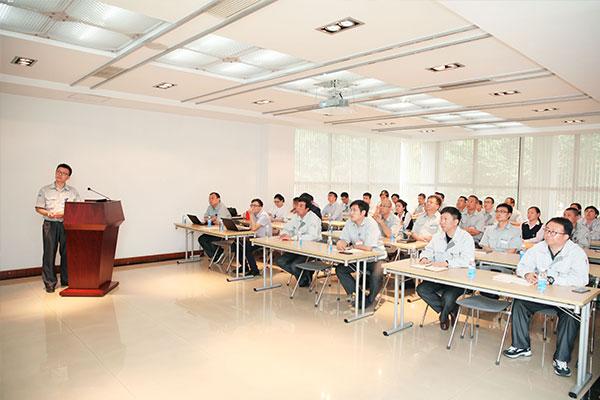 开元装备公司SAP ERP第二期项目正式启动